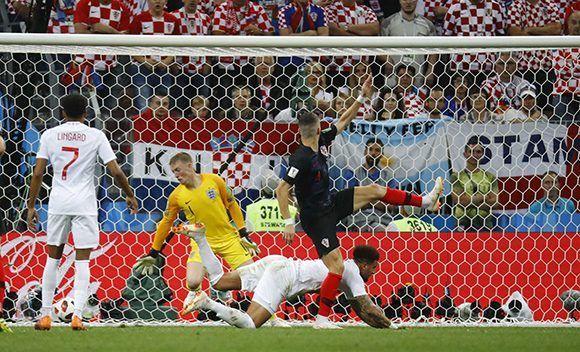 Croacia estará por vez primera en la final de un Mundial de Fútbol