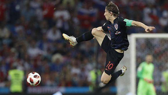 a691ae5c3bf16 Modric sobrepasa a Cristiano Ronaldo como mejor jugador UEFA ...