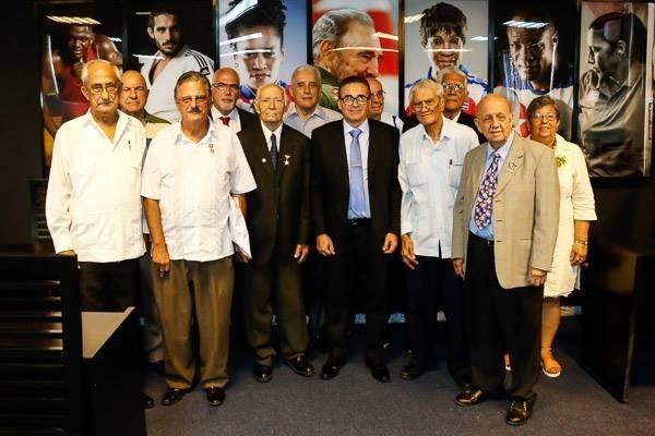 Academia de Ciencias de Cuba incrementa su nómina de Miembros de Honor (+ Fotos)