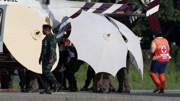 Tailandia: ya fueron rescatados todos los atrapados en una cueva