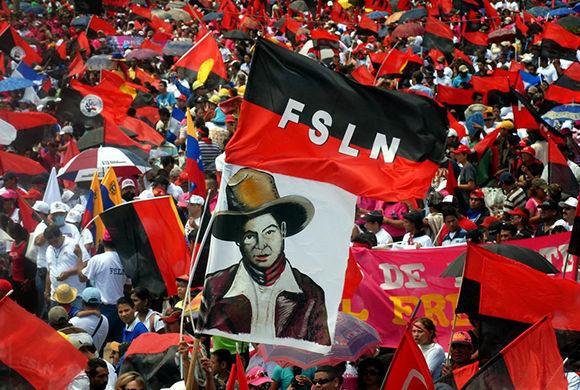 Ortega celebra fiesta sandinista en medio de crisis que cobró 360 vidas