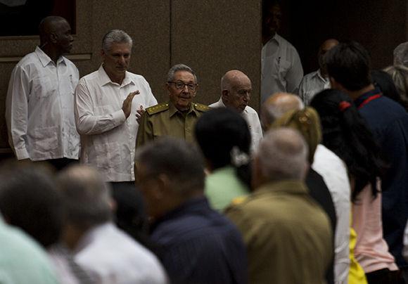 Con la presencia de Raúl y Díaz-Canel inicia Período Ordinario de Sesiones de la Asamblea Nacional