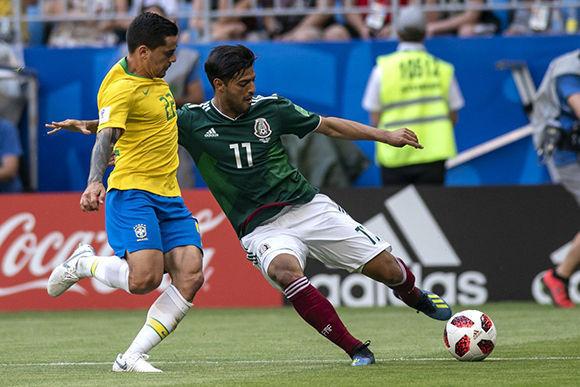 Rusia 2018  Goles de Neymar y Firmino ante México ponen a Brasil en cuartos  de final (+ Fotos)  88f33d38da8be