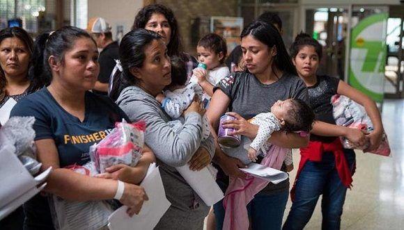 Familias guatemaltecas consideran dolorosa separación de sus hijos