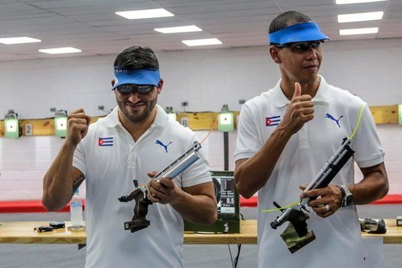 Florida´s shooter brings first Centro-Caribbean medal to the province of Camagüey