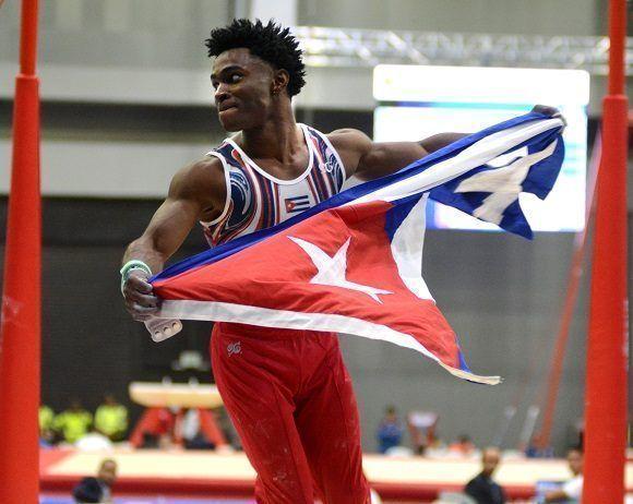 Conquista cubano Larduet el título centrocaribeño en anillas