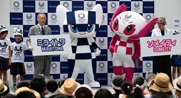 JJOO de Tokio presentaron a sus mascotas con estilo Animé