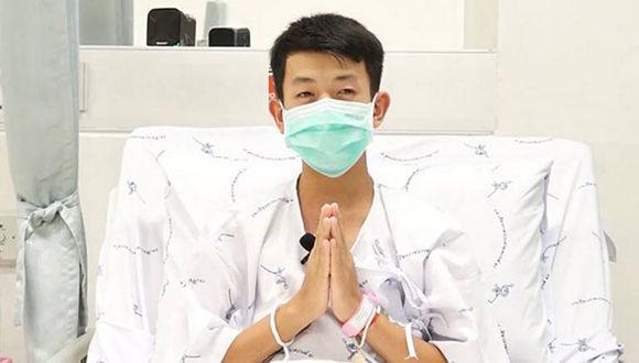 El jueves les darán el alta a todos los chicos — Tailandia