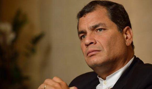Expresidente Correa pide medidas cautelares al CIDH — Ecuador