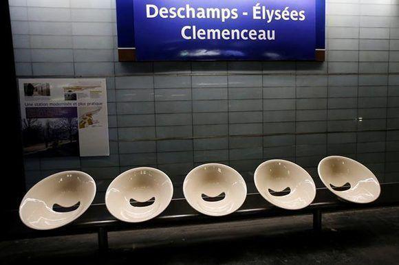 Cambian nombre de estaciones de metro francesas en honor a los campeones de Rusia-2018
