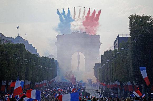 Y París fue una fiesta (+ Fotos)