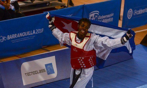 Una adolescente cubana reina en el Taekwondo centrocaribeño