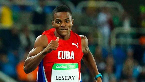Cubano Lescay entre finalistas de torneo de Atletismo en Toronto