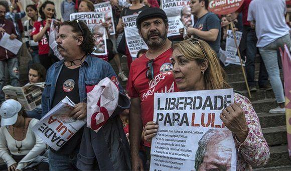 Brasil: Comienza campaña electoral en la televisión y Lula está en los mensajes del PT