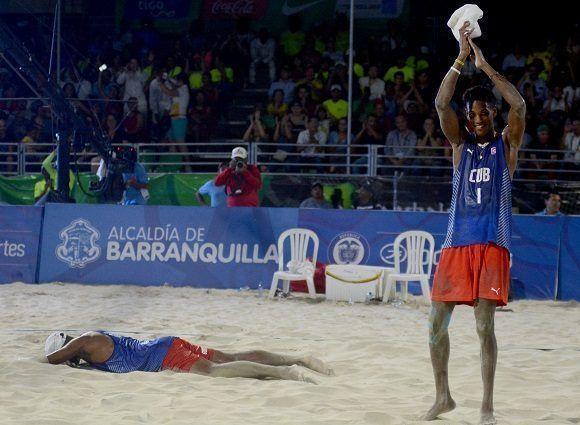 Nuestra delegación deportiva brilló en los Juegos CAC 2018 — Nicolás Maduro