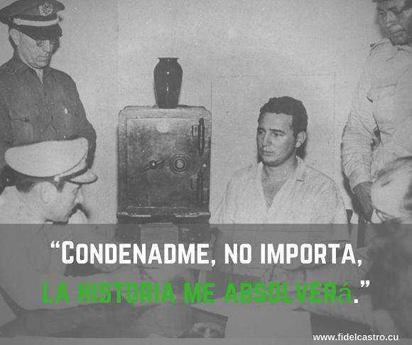 Frases Legendarias De Fidel Castro Fotos Y Video