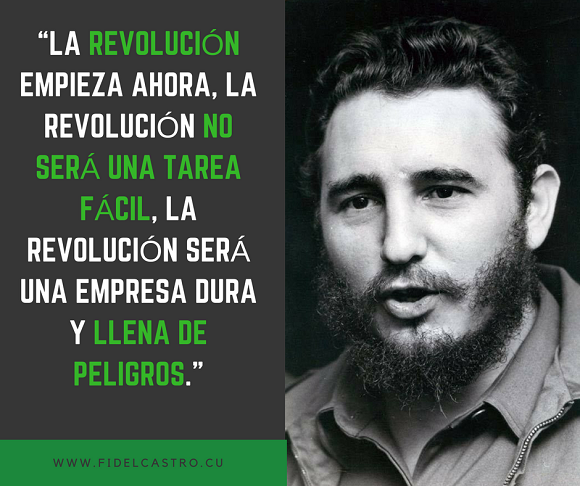 Frases Legendarias De Fidel Castro Fotos Universidad Central
