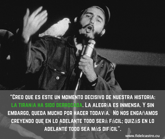 Frases Legendarias De Fidel Castro Fotos Y Video
