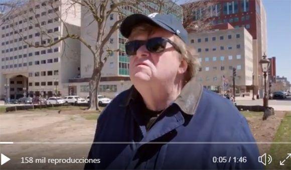 Liberan primer tráiler de Fahrenheit 11/9, el documental de Michael Moore sobre Trump