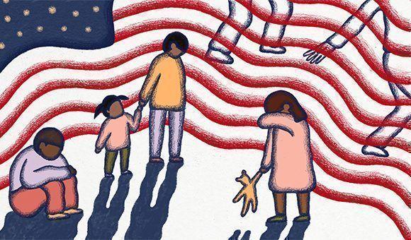 The New York Times: Lejos de resolverse tragedia de niños migrantes separados de sus padres