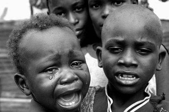 Pobreza extrema amenaza a millones de niños en el mundo