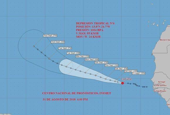 Fuertes lluvias y vientos sobre la Florida por la tormenta tropical Gordon