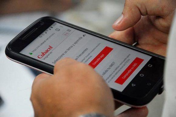 Informa ETECSA sobre afectación en el servicio de navegación por 4G