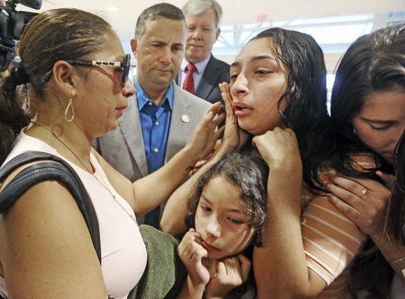 La triste historia de Temo Juárez: sirve al ejército, vota por Trump... y el gobierno le deporta a su esposa