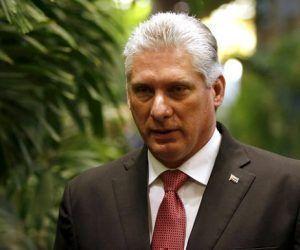 Se reunió Díaz-Canel en La Habana con el primer ministro de Belice