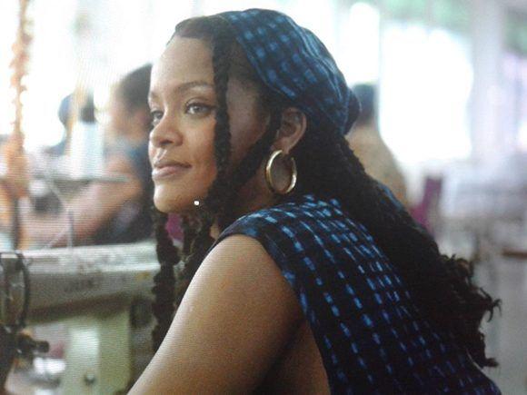Rihanna filma en La Habana, ¿sobre qué tratará la película?