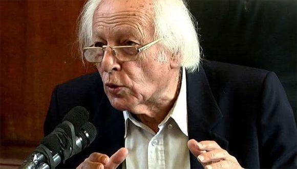 Falleció el intelectual marxista Samir Amin