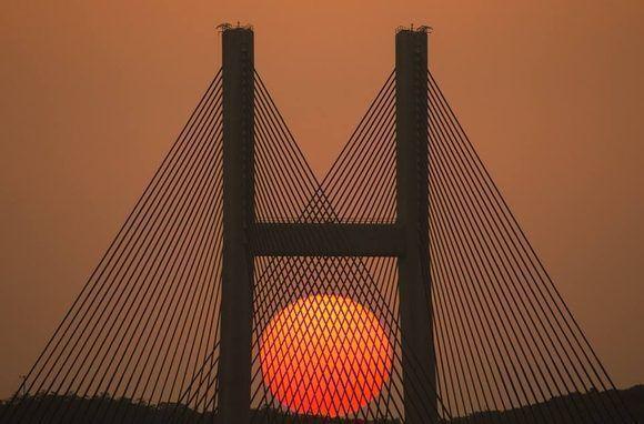 Autor: Eddy Chan. Locación: Sai Tso Wan, Tsing Yi, Hong Kong SAR, China.