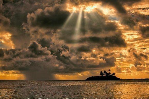 Autor: Ahmed Shuau. Locación: Laamu Atoll, Maldivas