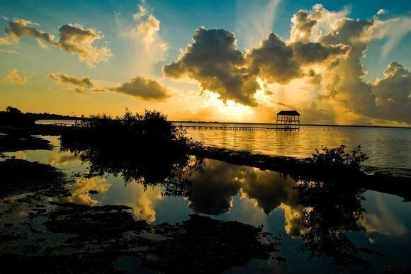 Autor: Raudel del Llano. Locación: Playa Las Canas, Pinar del Río.