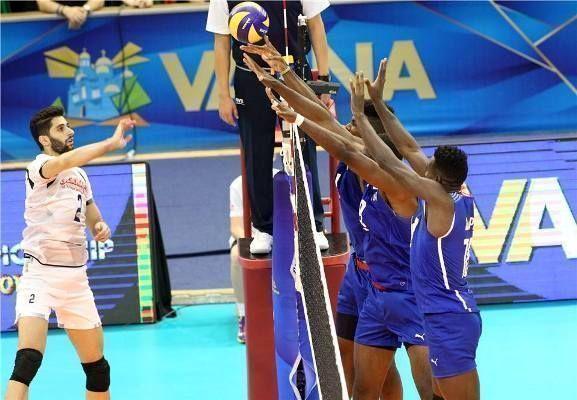 Lo mejor por Cuba en el Mundial de Voleibol — Miguel David Gutiérrez