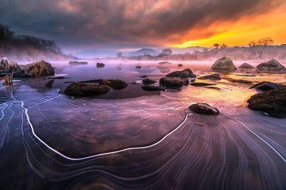 Autor: Kwanyeol OH. Locación: Soyanggang, República de Corea.