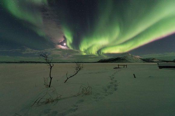 Autor: Lionel Peyraud. Locación: Kilpisjarvi, Finlandia.