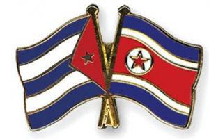 Arribó Salvador Valdés Mesa a Corea del Norte