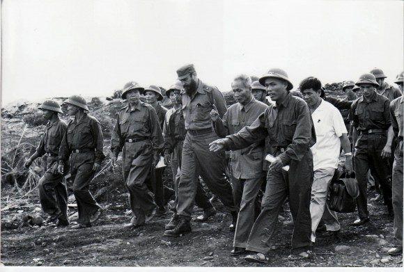 Delegación cubana conmemorará en Vietnam aniversario 45 de visita de Fidel