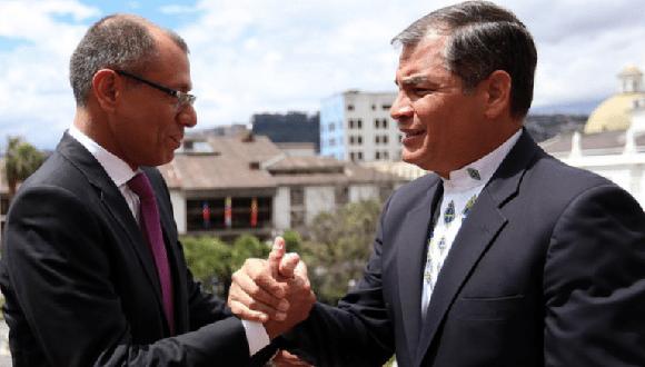 Fiscalía ecuatoriana abre investigación a Correa por delincuencia organizada