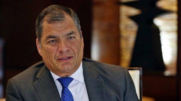 Expresidente buscó protagonismo con caso Chevron — Ecuador