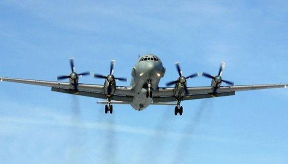 Avión militar ruso fue derribado por fuego amigo sirio