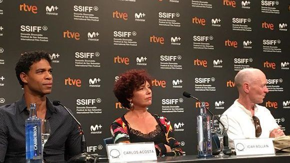 Film about Cuban dancer Carlos Acosta won Best Screenplay in San Sebastian