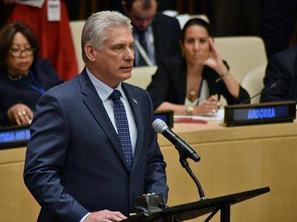 Mexico pide en la ONU eliminacion total de armas nucleares