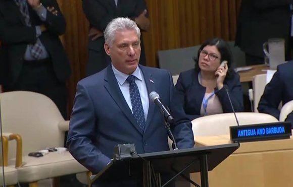 Venezuela: abogó por la eliminación total de armas nucleares en la ONU