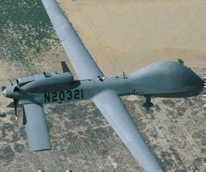 Dron norteamericano con fines militares
