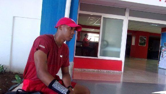 Camagüeyano Echevarría se prepara para los Panamericanos 2019
