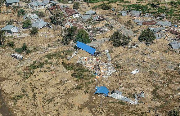 59 mil desplazados y 1.000 muertos por tsunami — Indonesia