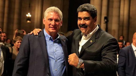 Díaz-Canel assistera à la prise de possession de Maduro