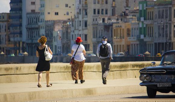 Cuba recibió dos millones de visitantes internacionales hasta inicios de mayo